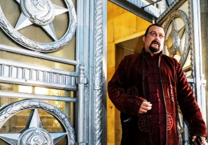 Steven Seagal Is Traveling Around Australia Giving A Series Of Bizarre Interviews