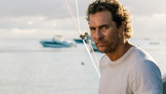 We Kept A Running Diary While Watching 'Serenity,' The Matthew McConaughey/Anne Hathaway Movie About Tuna