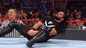 Seth Rollins Could Miss A Month In The Ring Due To Injury