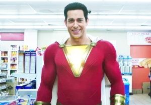 'Shazam!' Star Zachary Levi Isn't Happy With Trolls Pitting His Movie Against 'Captain Marvel'