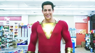 'Shazam!' Star Zachary Levi Isn't Happy With Trolls Pitting His Movie Against 'Captain Marvel'