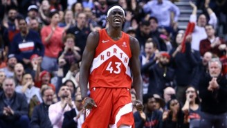 Pascal Siakam Went Off For 44 Points To Lead A Raptors Win Over The Wizards