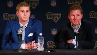 Rams GM Les Snead's Reputation For Making Deals Finally Paid Off With A Trip To The Super Bowl