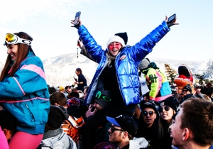 Check Out The Slopes And Sights From This Year's X Games Aspen