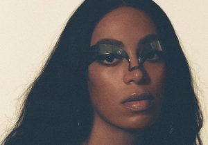 Solange's 'Almeda' Video Is A Monochromatic, Afrofuturist Snippet From Her Short Film, 'When I Get Home'