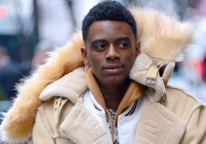 Thieves Broke Into Soulja Boy's House Then Bragged About It On The Rapper's Instagram Live
