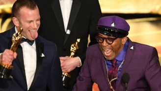 Spike Lee Shrugs Off President Trump's Tweet About His 'Racist Hit' Oscars Speech