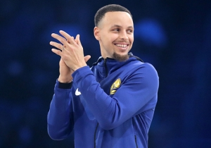 Steph Curry Offered Up His List Of The Five Best NBA Players Ever