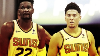 The Suns Are Building Toward Stage Two Of Their Rebuild
