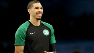 Jayson Tatum Will Be Asked To Be 'The Franchise' In Boston, Which Will Require More Consistency