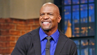 Terry Crews Claims The National Enquirer Tried To Blackmail Him By 'Fabricating Stories Of Me With Prostitutes'
