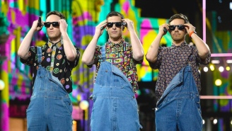 The Lonely Island Join Beck And Robyn To Pay Homage To Film Credits With The New 'Lego Movie 2' Song, 'Super Cool'