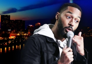 My Kind Of Town: Comedian Tone Bell Introduces Us To His New Orleans