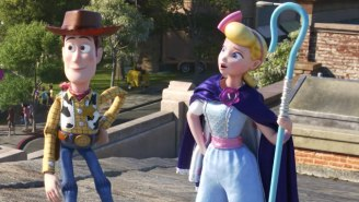 Bo Peep Takes Charge In The First Clip From 'Toy Story 4'