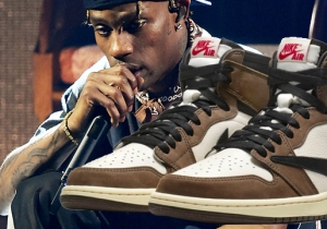 The Announcement Of The Jordan Collaboration With Travis Scott Crashed Nike's Servers