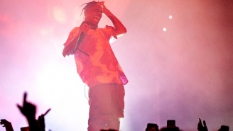 Travis Scott's Third Run Of The 'Astroworld' Tour Through LA's Forum Was A Wild, Euphoric Party