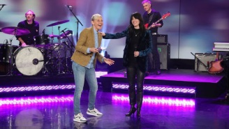 Sharon Van Etten's Performance Of 'Seventeen' On 'Ellen' Is Electric