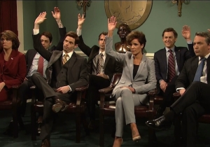 'SNL' Finds That Everyone In Virginia Government Has A History Of Blackface