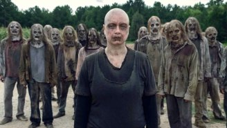 There Was Yet Another 'Breaking Bad' Reference On 'The Walking Dead'