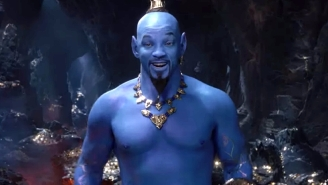 Disney Is Already On The Defense About Will Smith's Much-Mocked Genie In 'Aladdin'