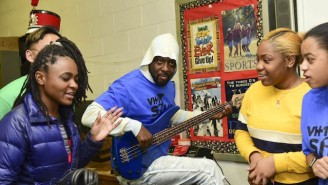 Wyclef Jean And VH1 Save The Music Foundation Donated $50K To A Philadelphia High School