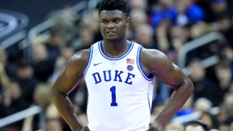 Zion Williamson Ran Away With The AP Player Of The Year Award
