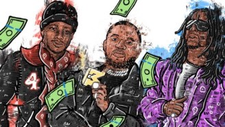 03 Greedo Made An Entire Album With DJ Mustard And The First Single Is 'Wasted' With YG