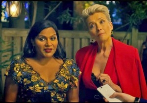 The 'Late Night' Trailer Showcases Mindy Kaling And Emma Thompson As A Power Comedy Couple