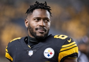 The Buffalo Bills Have Reportedly Won The Antonio Brown Sweepstakes (UPDATE)