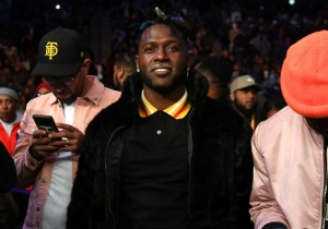 Antonio Brown Called Out Ben Roethlisberger Again On 'The Shop'