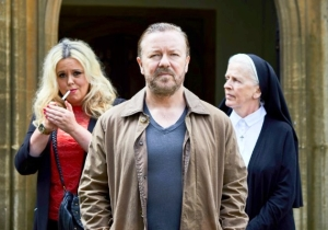 Here's Everything New On Netflix This Week, Including Ricky Gervais In 'After Life'