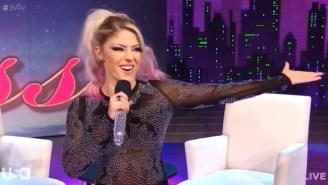 Alexa Bliss Announced The 'Host' Of WrestleMania 35