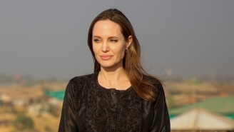 It Sounds Like Angelina Jolie May Be Joining Marvel's Next Big Superhero Team-Up Movie
