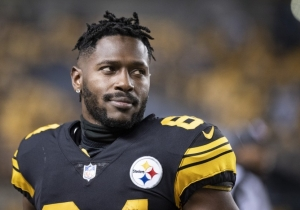 The Raiders Antonio Brown Offer Gets Shot Down By Pittsburgh In 'Madden'