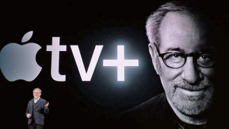 Apple Unveiled Apple TV+ With The Help Of Netflix Foe Steven Spielberg