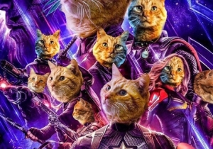 'Avengers: Endgame' Inspires Twitter Jokes About Hawkeye's Hair, Thor Meeting Captain Marvel, And More