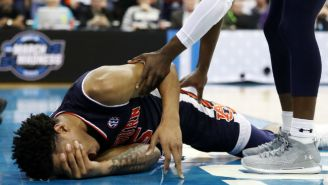 Auburn's Chuma Okeke Reportedly Suffered A Torn ACL Against North Carolina