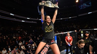 Amanda Nunes-Holly Holm And Jon Jones-Thiago Santos Will Headline UFC 239