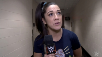 Bayley Wants To See Intergender Wrestling Return To WWE
