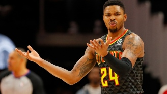 Kent Bazemore Put Out A Statement About Getting Crossed Up By James Harden