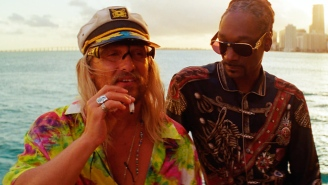 'The Beach Bum' Is Like An Early Aughts Rapper Vehicle For Matthew McConaughey