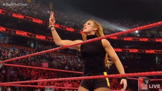What Becky Lynch And André The Giant's WrestleMania Main Events Have In Common