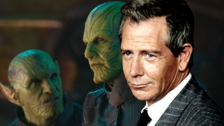 Ben Mendelsohn Tells Us All About Playing Your New Favorite Skrull in 'Captain Marvel'