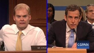 'SNL' Cold Open Finds Ben Stiller's Michael Cohen Get Yelled At By Bill Hader's Jim Jordan
