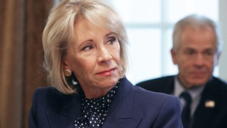Betsy DeVos Is Getting Dragged After Announcing Her Plan To Cut Funding From The Special Olympics