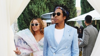 Jay-Z References His Viral Jet Ski Meme On His 'Lion King' Collab With Beyonce And Childish Gambino