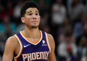 Devin Booker Scored 50 Points For The Second Straight Game In A Loss To The Wizards