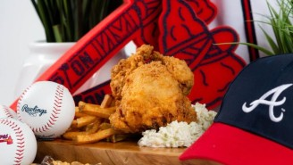 The Atlanta Braves Will Apparently Serve Whole Fried Chickens This Season