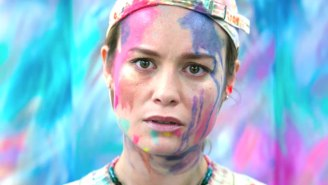 Samuel L. Jackson Gives Brie Larson A Unicorn In Netflix's 'Unicorn Store' Trailer