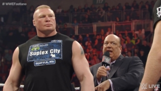 Paul Heyman Lashed Out At Dean Ambrose And Others Who've Called Brock Lesnar Lazy